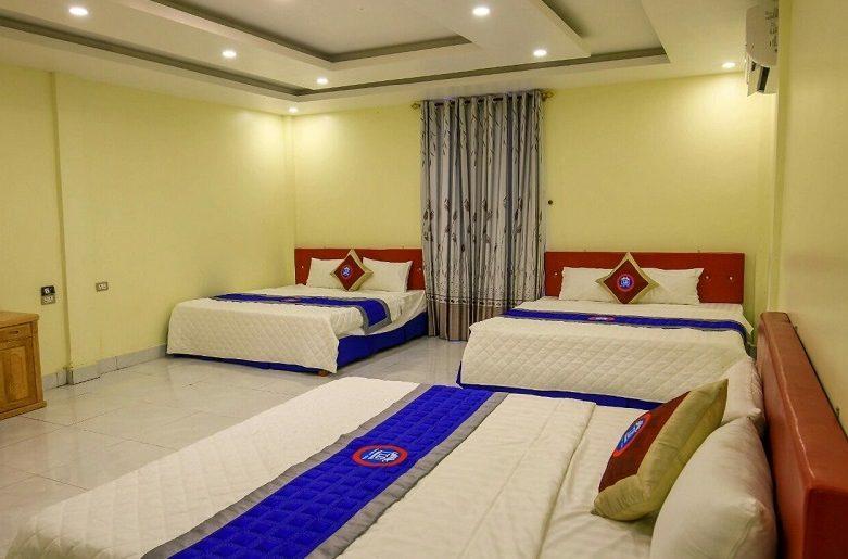 Phòng nghỉ VIP 1